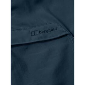 Berghaus Navigator 2.0 Pantalon convertible avec fermeture éclair Homme, midnight